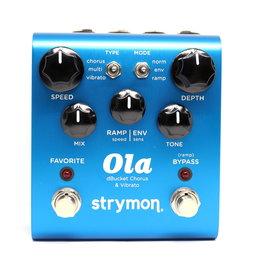 Strymon Strymon Ola dBucket Chorus & Vibrato - Chorus/vibrato effects pedal