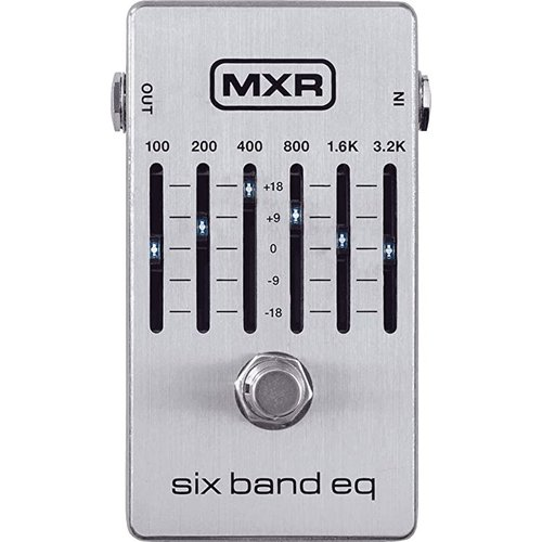 MXR MXR 6-Band EQ