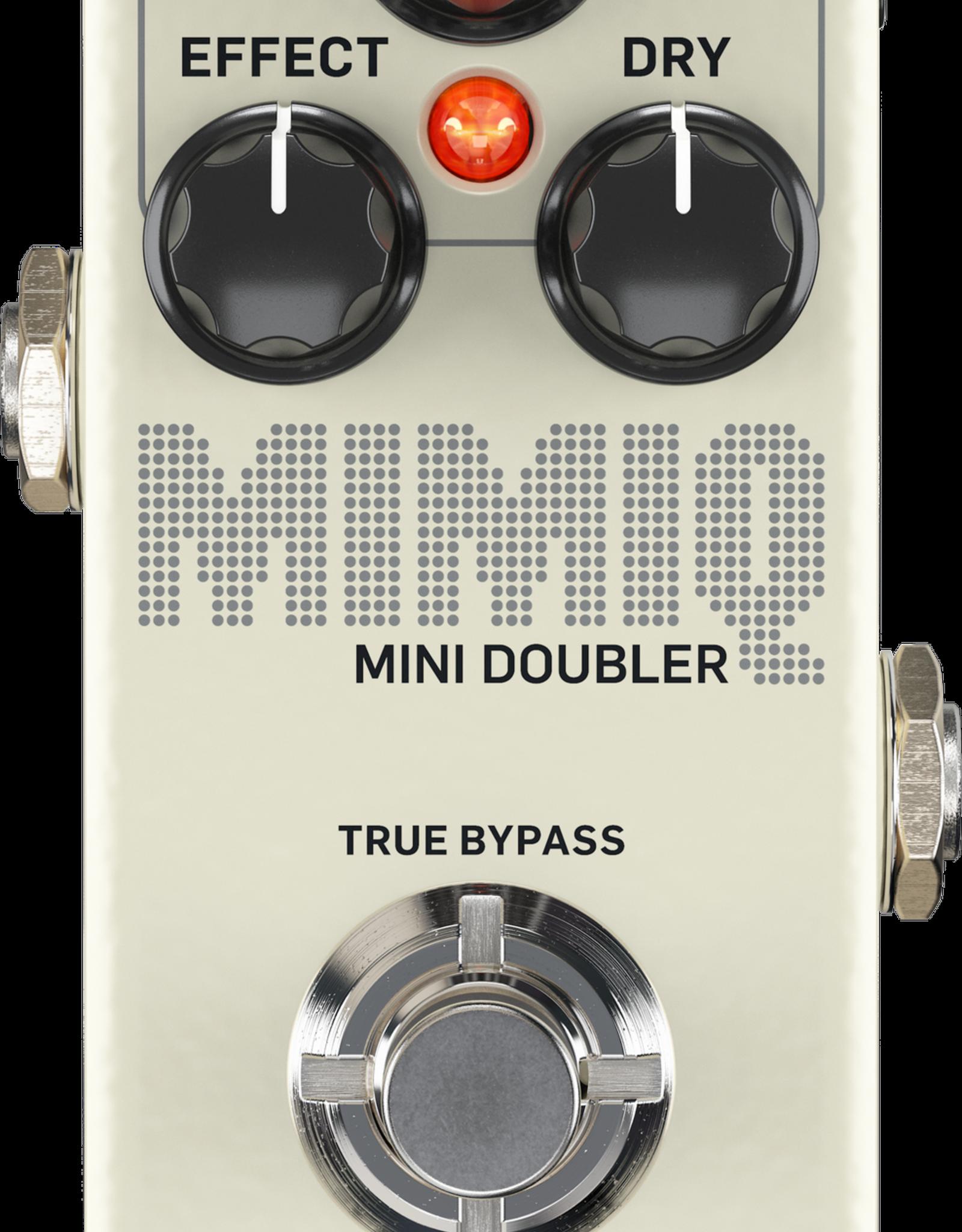 TC Electronic **CLEARANCE** TC Electronic Mimiq Mini Doubler