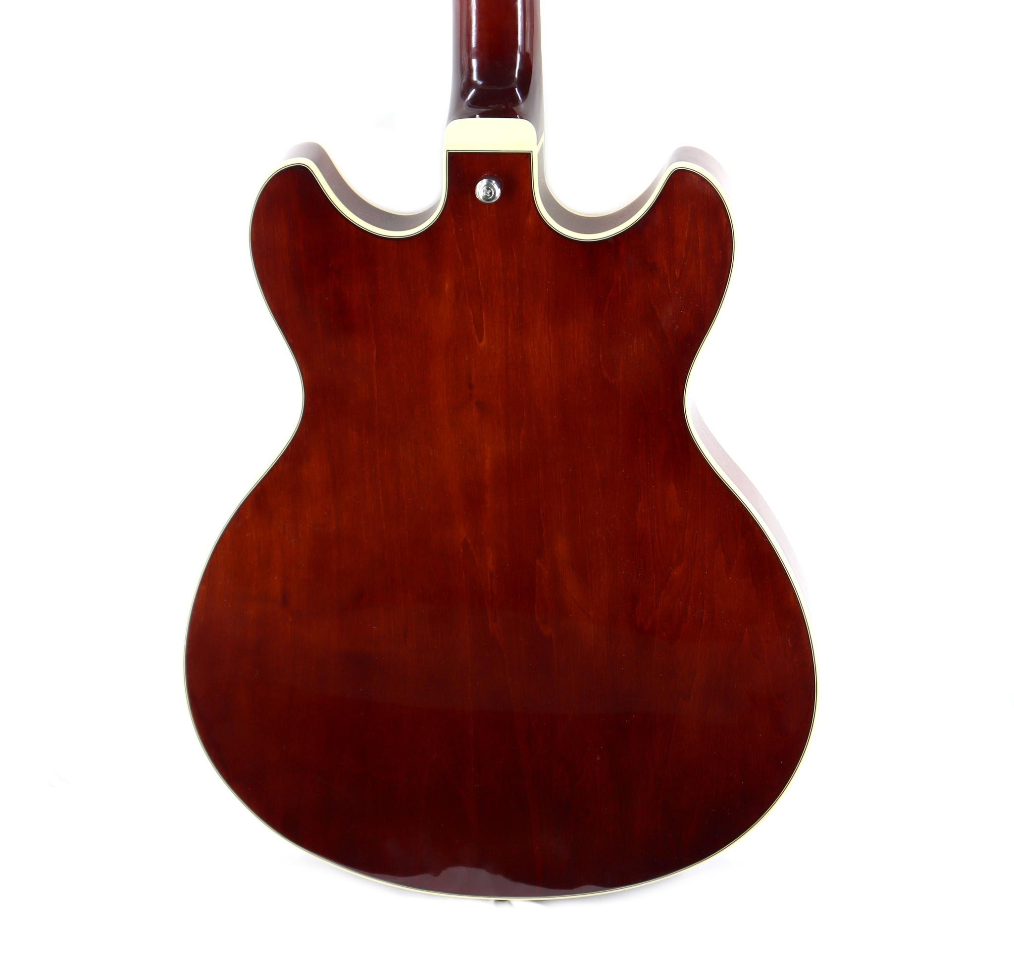 Ibanez Ibanez AS Artcore 6str Hollow Body Electric Guitar - Transparent Autumn Fade