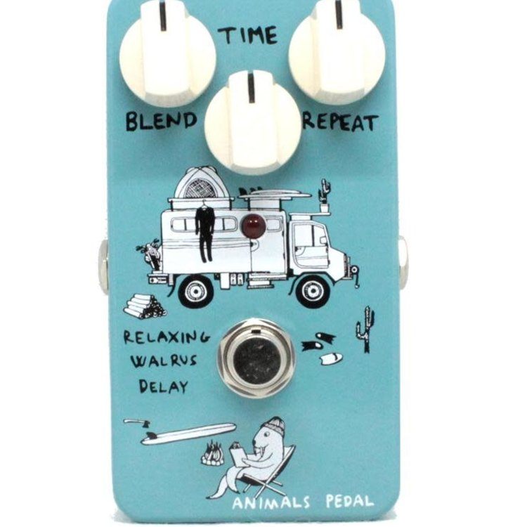 Animals Pedals Animals Pedals Relaxing Walrus Delay