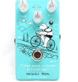 Animals Pedals Animals Pedals Tioga Road Rat-Inspired Distortion