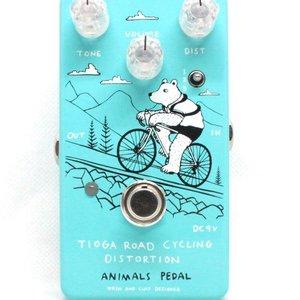 Animals Pedals Animals Pedals Tioga Road Rat-Inspired Distortion