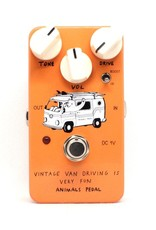 Animals Pedals Animals Pedals Vintage Van Overdrive Boost Pedal