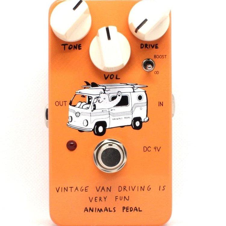 Animals Pedals Animals Pedals Vintage Van Overdrive