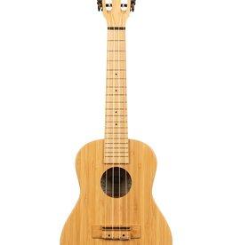 Kala Kala Satin/All Solid Bamboo Soprano Ukulele