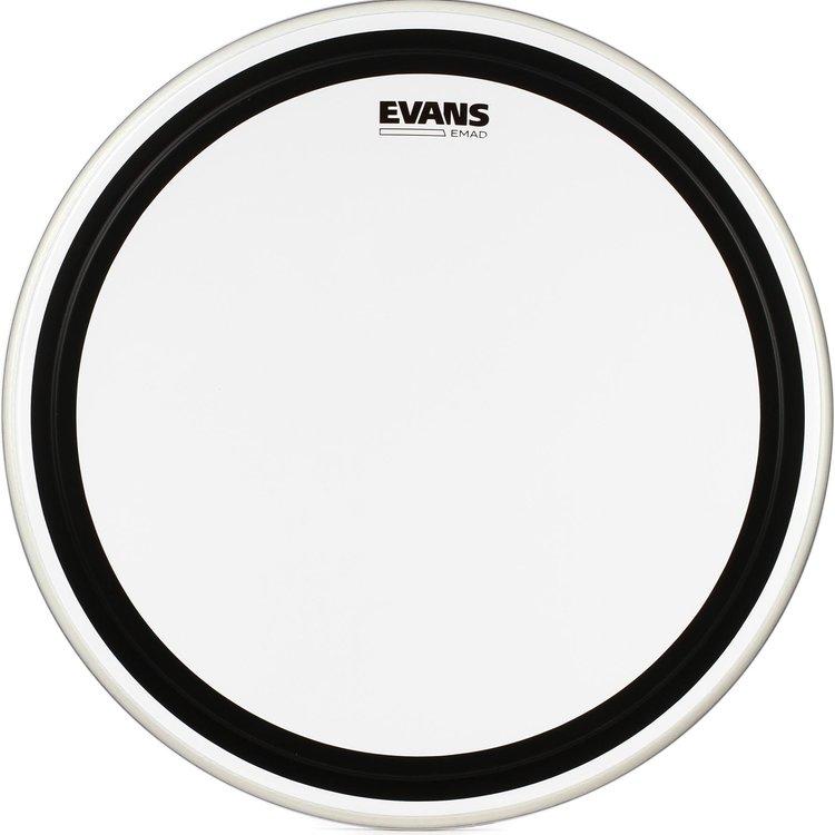 Evans Evans 22'' EMAD Clear Bass Drum Head