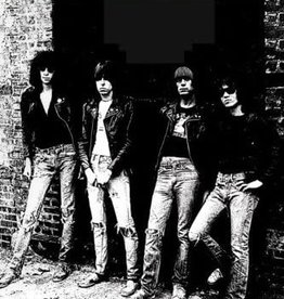 Hal Leonard The Ramones — Rocket to Russia Poster