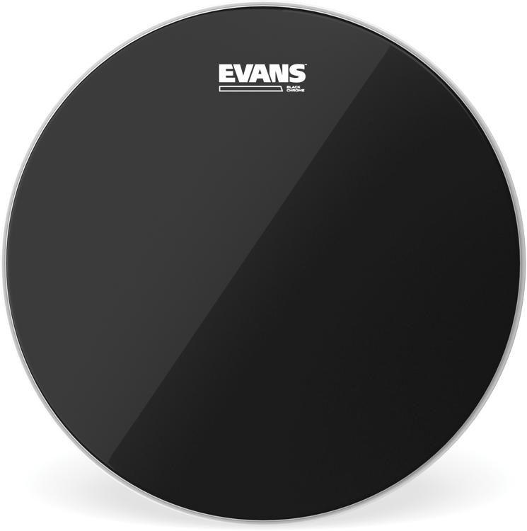 """Evans Evans Black Chrome Batter 18"""""""