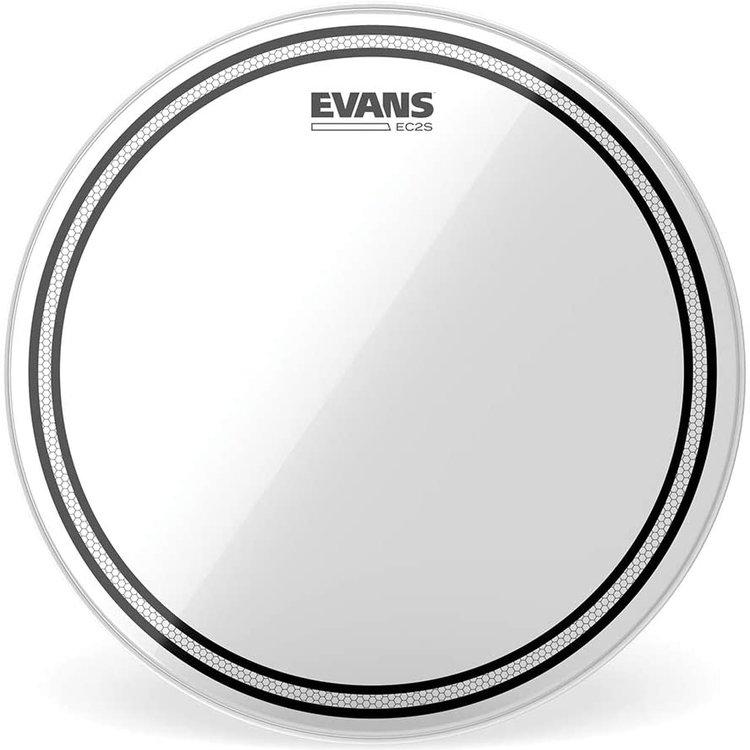 Evans Evans 12'' EC2 Clear Batter Head