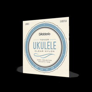 D'Addario D'Addario Pro-Arté Custom Extruded Ukulele Strings, Tenor Low G