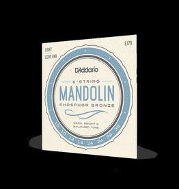D'Addario D'Addario Mandolin Strings Light 10-38
