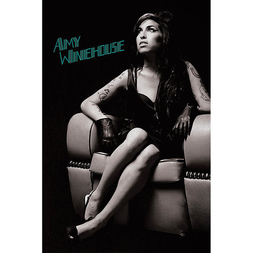 Hal Leonard Amy Winehouse - Chair Wall Poster