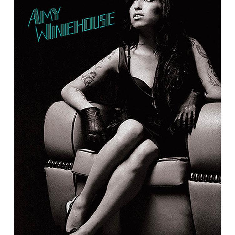 Hal Leonard Amy Winehouse - Chair Wall Poster