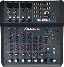Alesis Alesis MultiMix 8 USB FX
