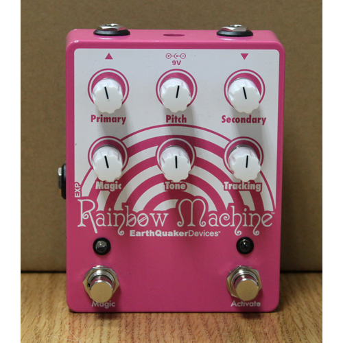 EarthQuaker Devices EarthQuaker Devices Rainbow Machine Pitch Shifter V2