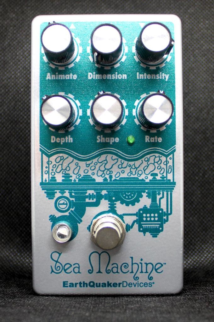 EarthQuaker Devices EarthQuaker Devices Sea Machine V3 Super Chorus