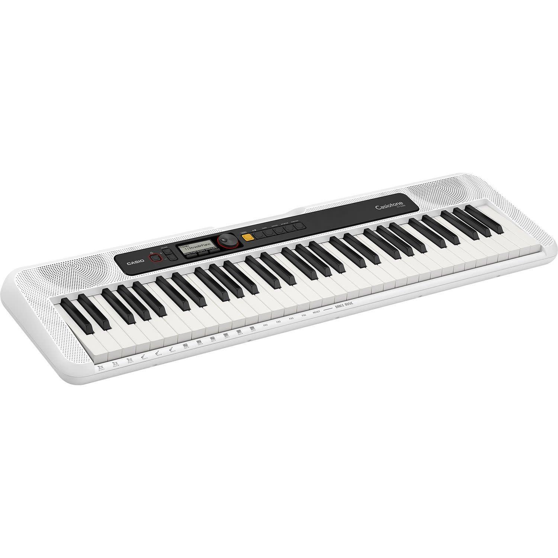 Casio Casio Casiotone 61-Key Keyboard in White