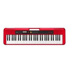 Casio Casio Casiotone 61-Key Keyboard in Red