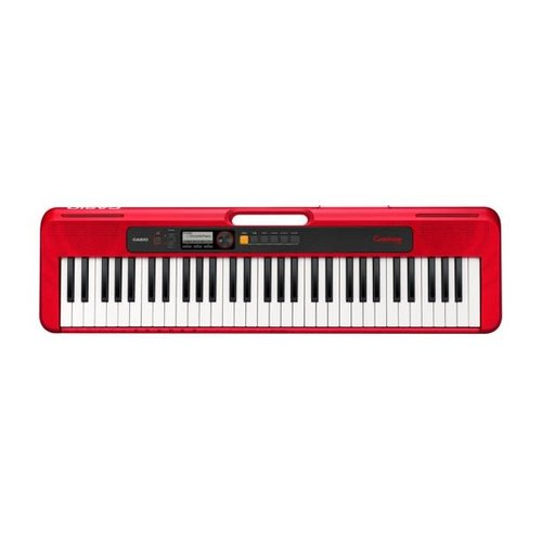 Casio Casio Casiotone CT-S200RD 61-Key Portable Keyboard - Red