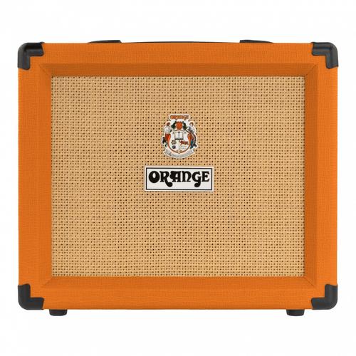 "Orange Orange Crush 20RT 1x8"" 20W Combo Amp w/Reverb & Tuner - Orange"