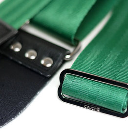 Couch Straps Couch Straps Kelly Green Recycled Seatbelt GS
