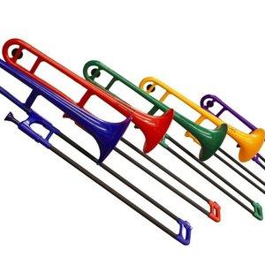 pInstruments pBone Plastic Trombone