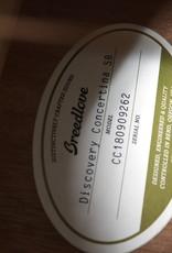 Breedlove Breedlove Discovery Concertina Sunburst Sitka-Mahogany w/Gig Bag