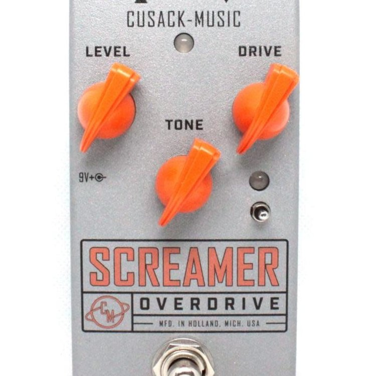 Cusack Music Cusack Screamer Overdrive V2