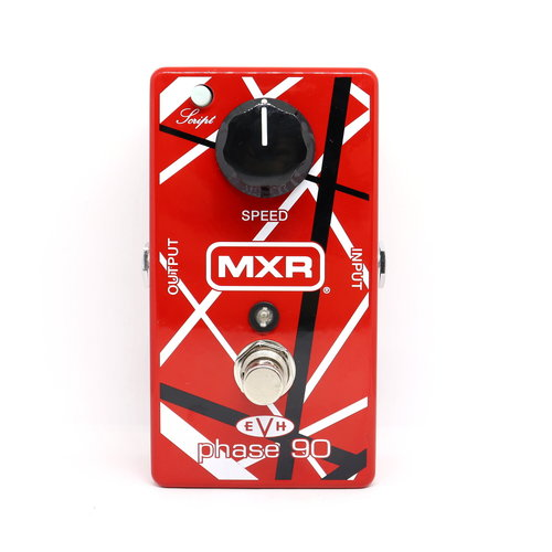 Dunlop MXR EVH Signature Red & White Phase 90