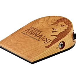 Ortega Ortega ANNALOG ANALOG STOMP BOX with built-in sound optimized piezo technology
