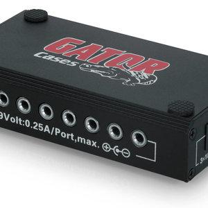 Gator Gator 1700 Milliamp Regulated 9V & 18V Multi-Output DC Power Source for Pedals