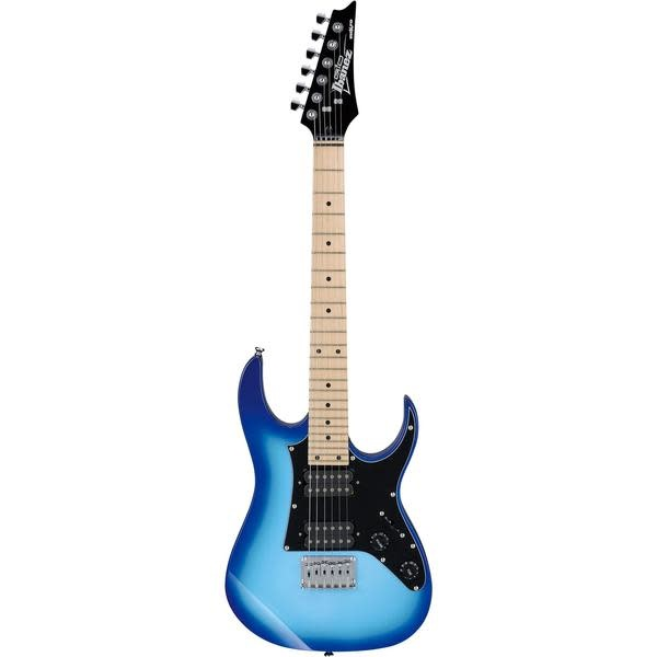 Ibanez Ibanez GIO RG miKro 6str Electric Guitar - Blue Burst