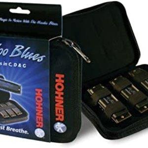 Hohner Hohner Hoodoo Blues 3-Pack - Keys of G,C,A