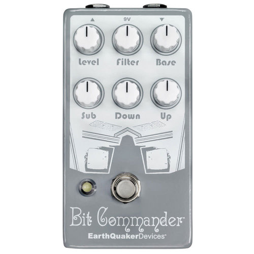 EarthQuaker Devices EarthQuaker Devices Bit Commander Octave Synth V2