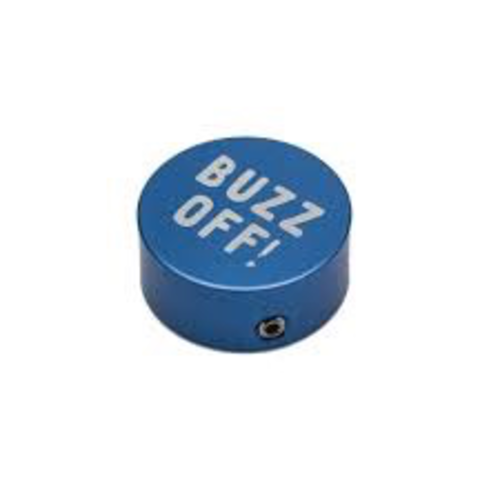 Beetronics Beetronics Footswitch Buttons - Buzz Off - Blue