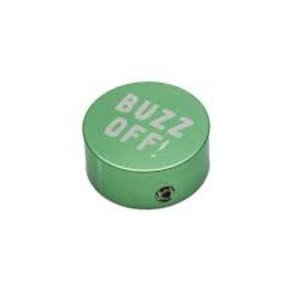 Beetronics Beetronics Footswitch Buttons - Buzz Off - Green