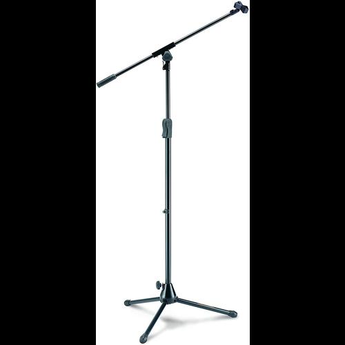 Hercules Hercules EZ Clutch Tripod Microphone Stand w/Tripod And Boom
