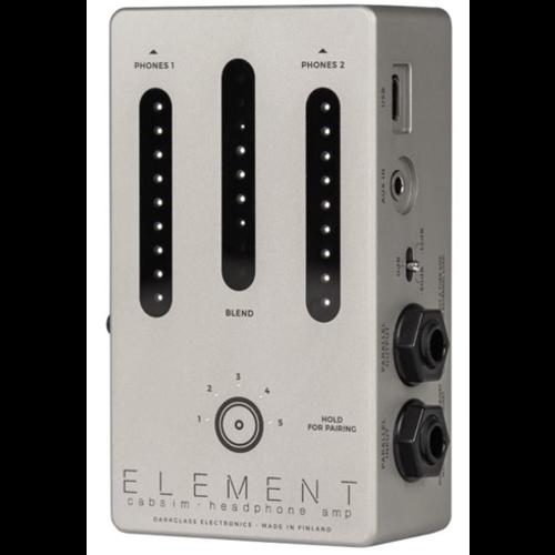 Darkglass Darkglass Element Cabsim Headphone Amp