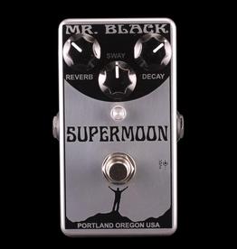 Mr. Black Pedals Mr. Black SuperMoon Chrome Reverb
