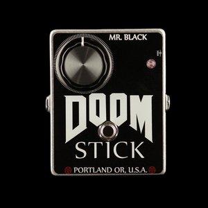 Mr. Black Pedals Mr. Black Doomstick Fuzz