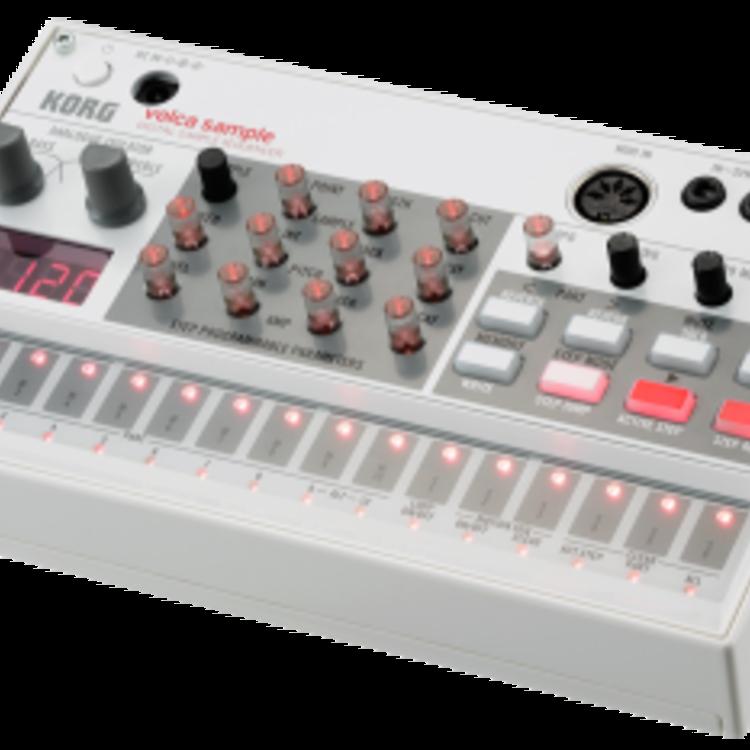 Korg Korg Volcasample Playback Rhythm Machine