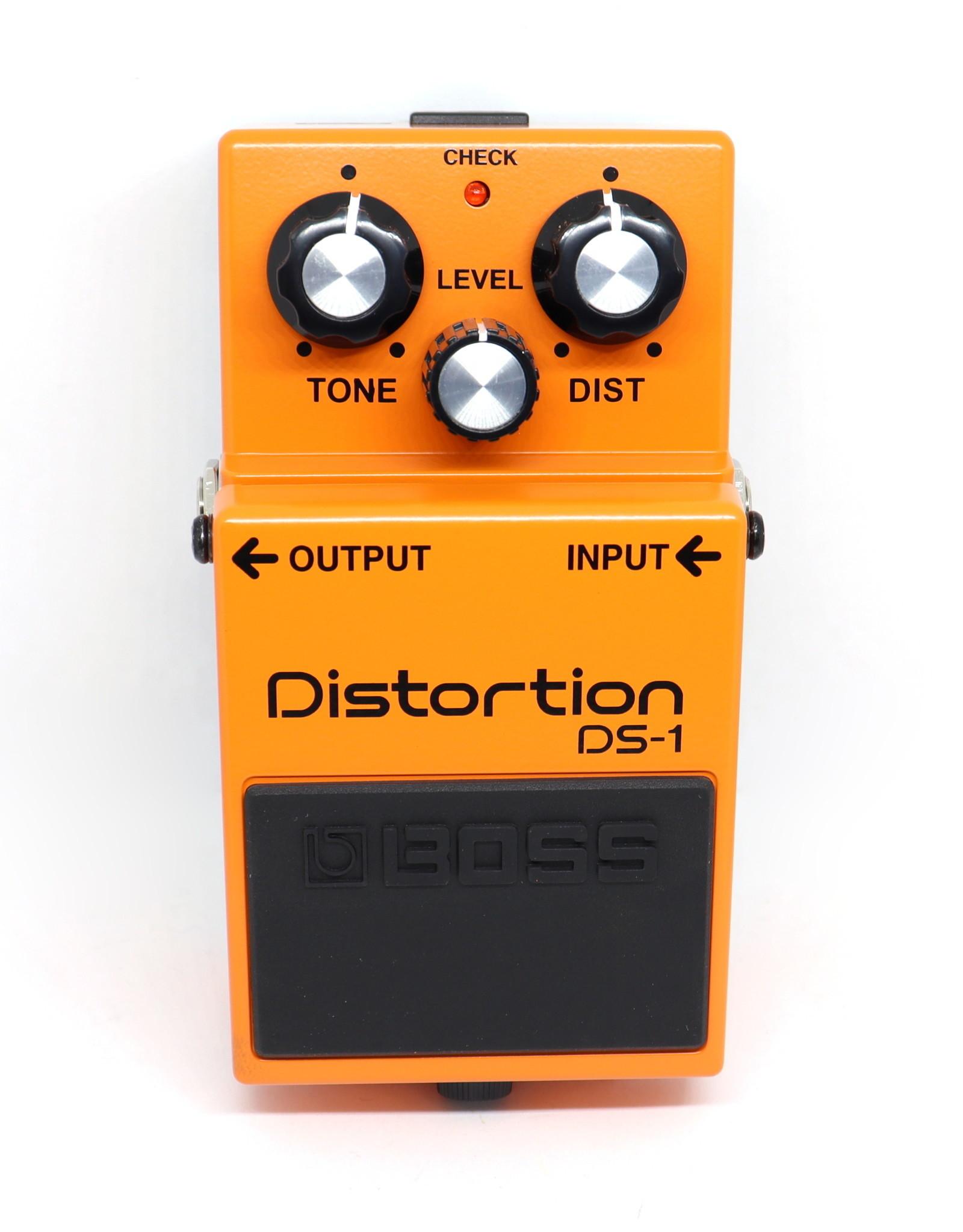 Boss BOSS DS-1 Distortion Pedal