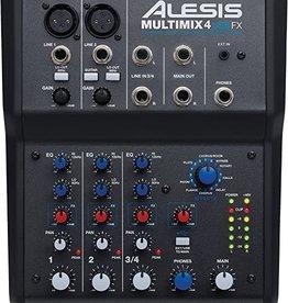 Alesis Alesis MultiMix 4 USB FX