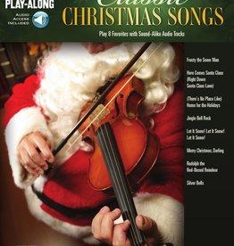 Hal Leonard Violin Play-Along: Classic Christmas Songs Volume 6
