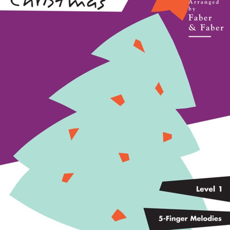 Faber Level 1 PlayTime® Piano Christmas