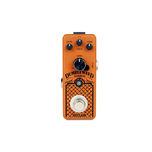 Outlaw Effects Outlaw Effects Dumbleweed D-Style Amp Overdrive Pedal