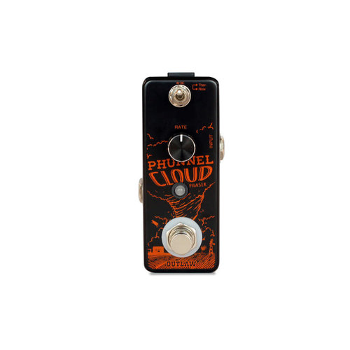 Outlaw Effects Outlaw Effects Phunnel Cloud 2-Mode Phaser Pedal