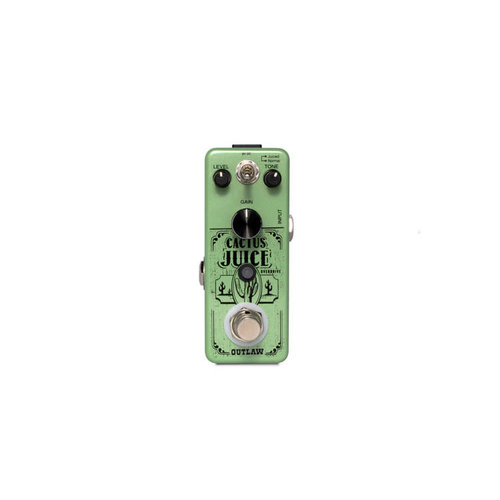 Outlaw Effects Outlaw Effects Cactus Juice 2-Mode Overdrive Pedal