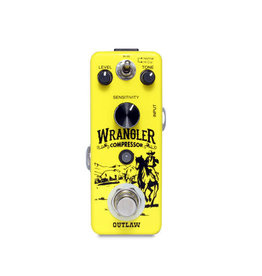 Outlaw Effects Outlaw Effects Wrangler 2-Mode Compressor Pedal